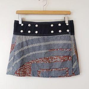 Ngati Fifi Reversible Skute Skirt